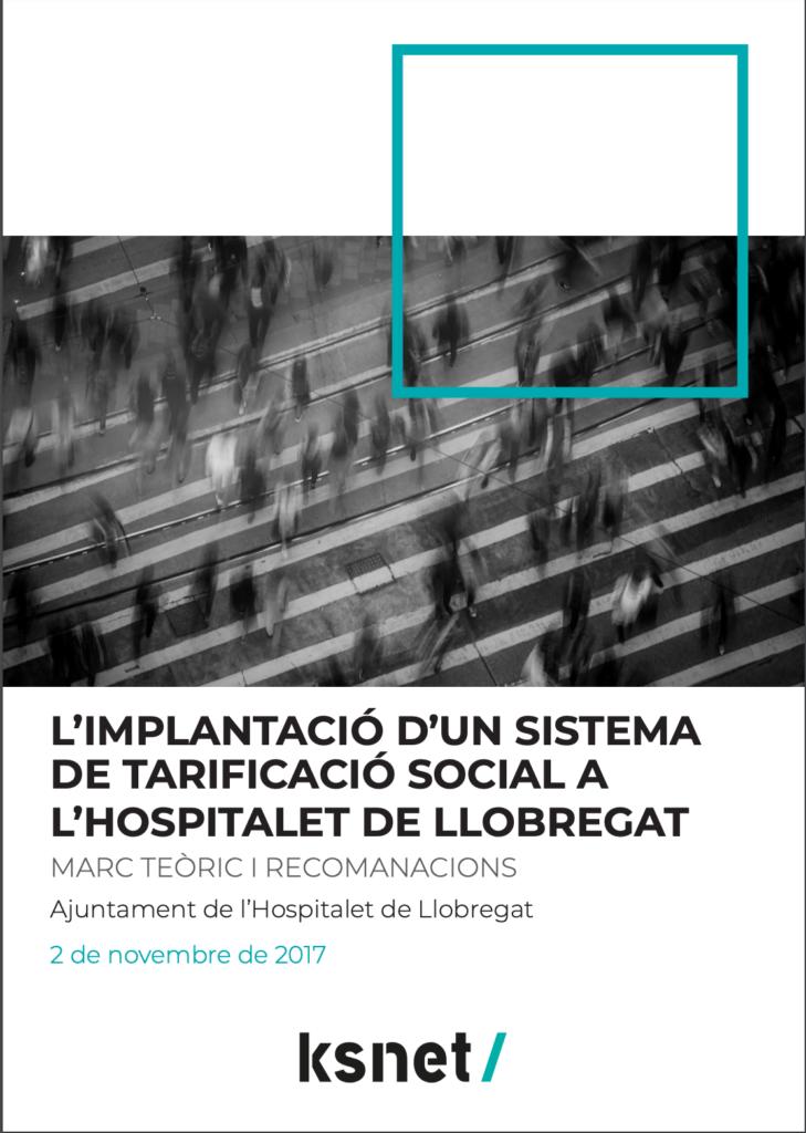 Implantación de un sistema de tarificación social en Hospitalet de Llobregat