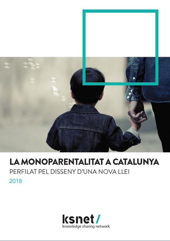 Monoparentality in Catalonia