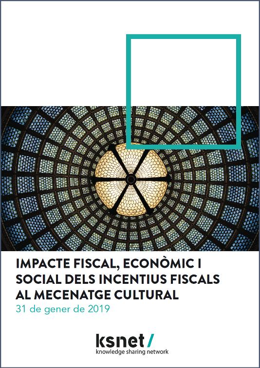 Impacto fiscal y económico de los incentivos al mecenazgo cultural