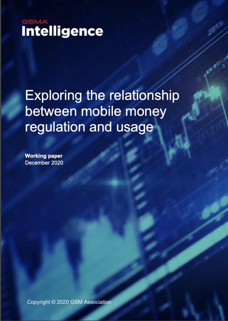 Explorando la relación entre la regulación del mobile money y su uso