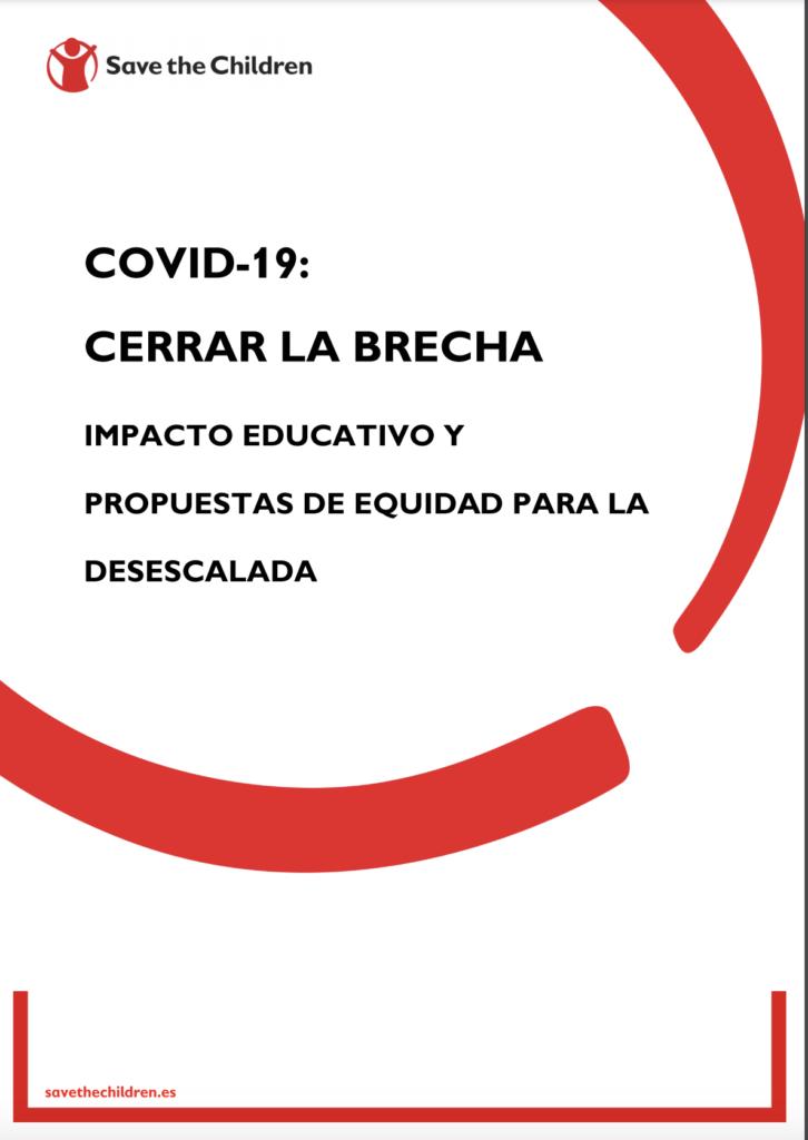 Covid-19: Cerrar la brecha