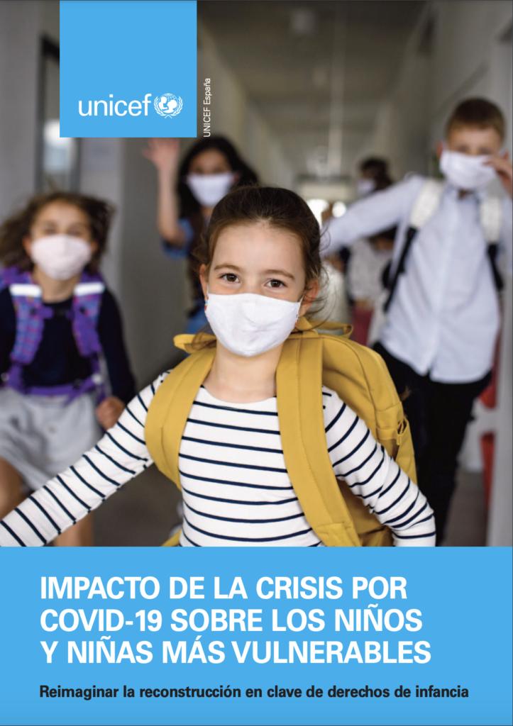 Impacto de la crisis por COVID-19 sobre los niños y niñas más vulnerables