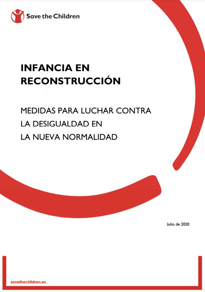 Infancia en reconstrucción