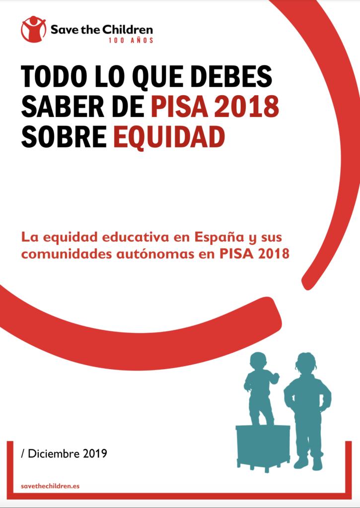 Informe PISA 2018: La situación en España